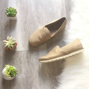 Shoes - • Natural Soul Slip ons vented top
